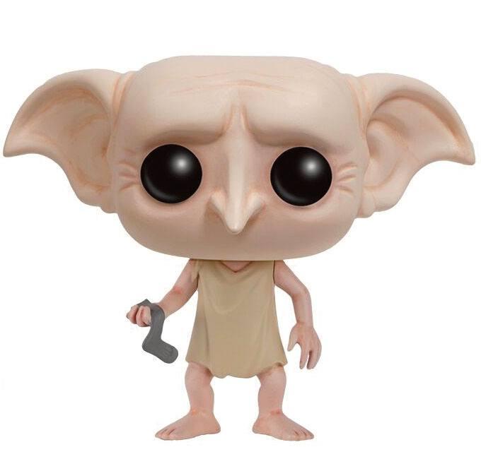 figurine collection funko pop dobby harry potter