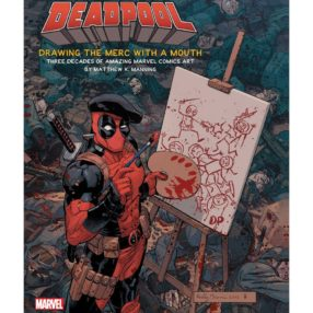 Artbook Marvel deadpool
