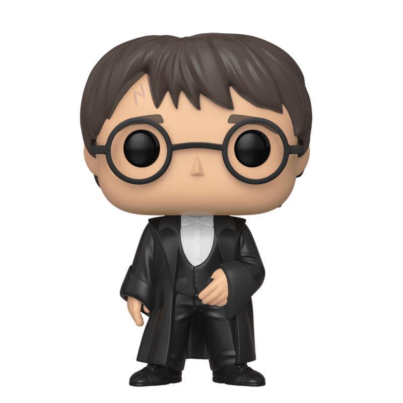 Funko Pop Harry Potter Harry Potter Tenue de Bal (Yule Ball) 91. Esprit Pop Shop la boutique geek de Pau