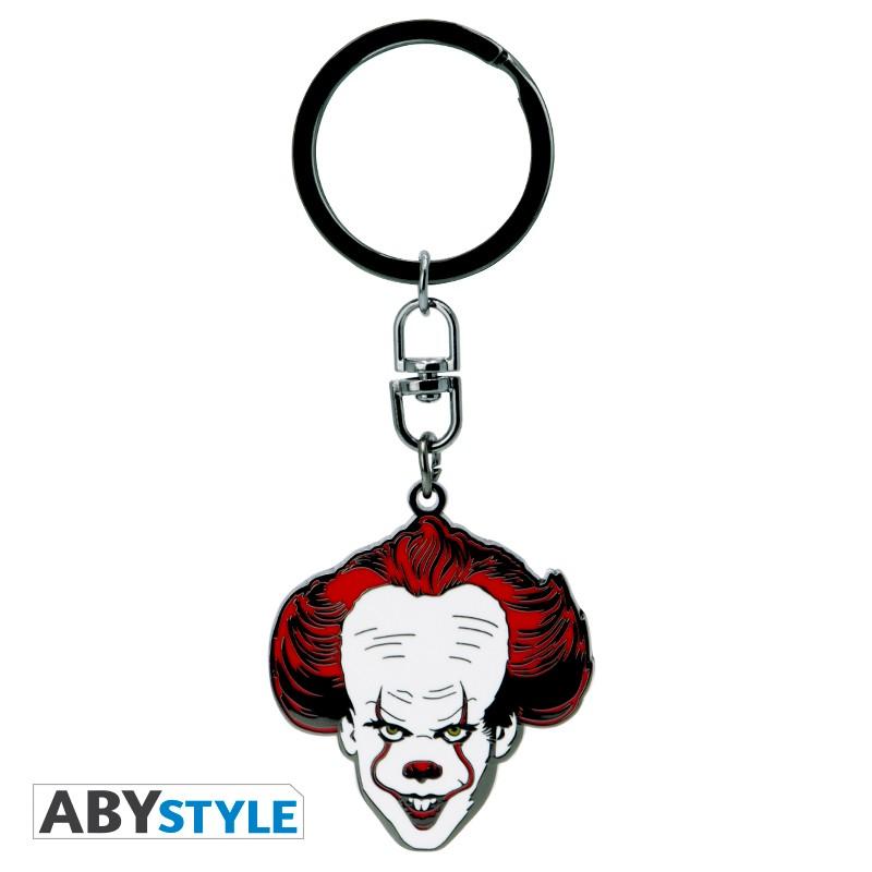 keychain porte clé horreur it pennywise esprit pop shop