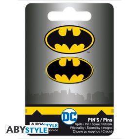 pin's et badge logo batman esprit pop shop