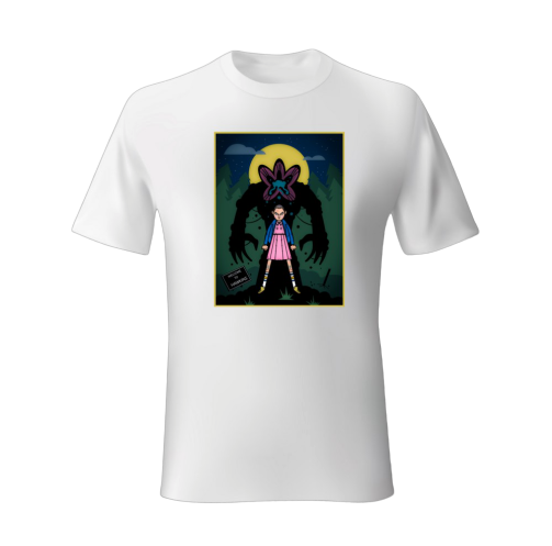 Tshirt edition limitée arthur fouchet esprit pop shop boutique pau