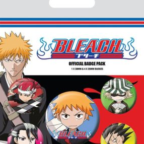 badge pin's bleach manga esprit pop shop