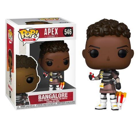 figurine apex bangalore 546 funko pop